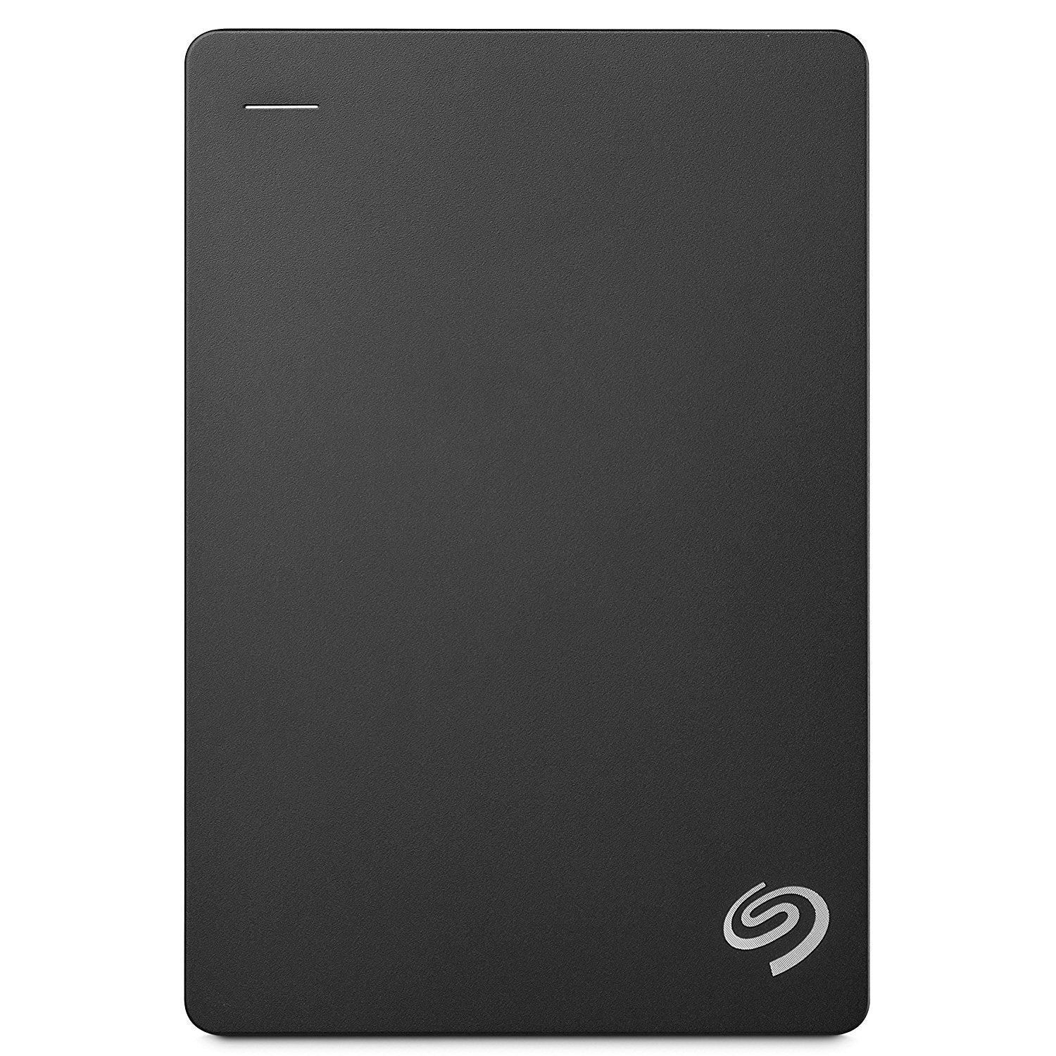 Seagate Backup Plus Slim 5TB Portable External Hard Drive (Black)