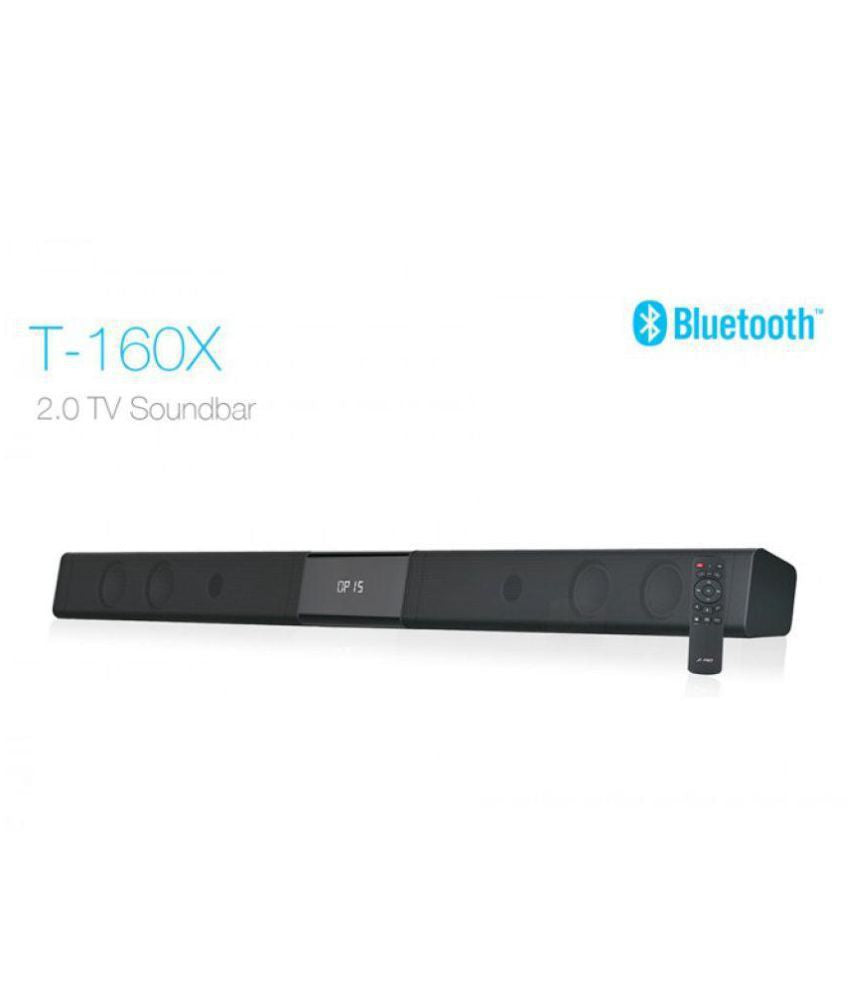 F&D T-160X 2.0 TV Soundbar Speaker