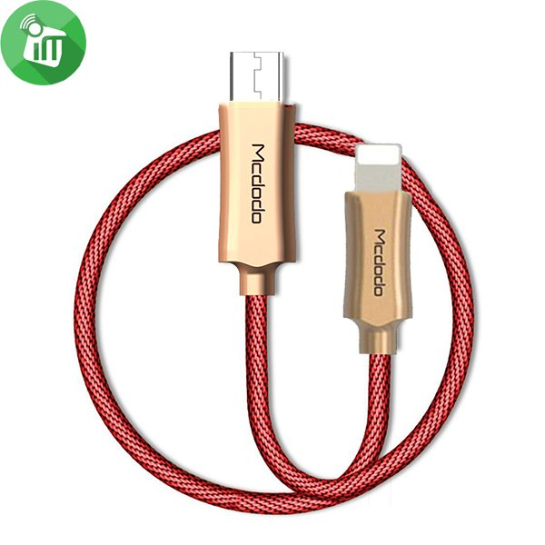 Mcdodo Data Cable | PD Quick Charge | Type C to Lightning | 1.2 M