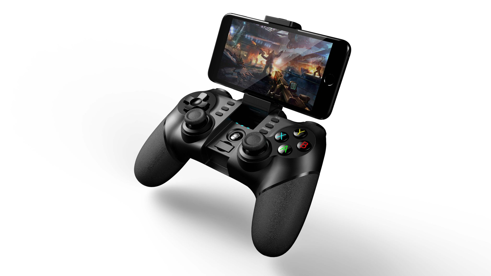 Play-X2 | Game Controller | Bluetooth | WiFi 2.4G| For PC, Mobile, Laptop | With Turbo Function