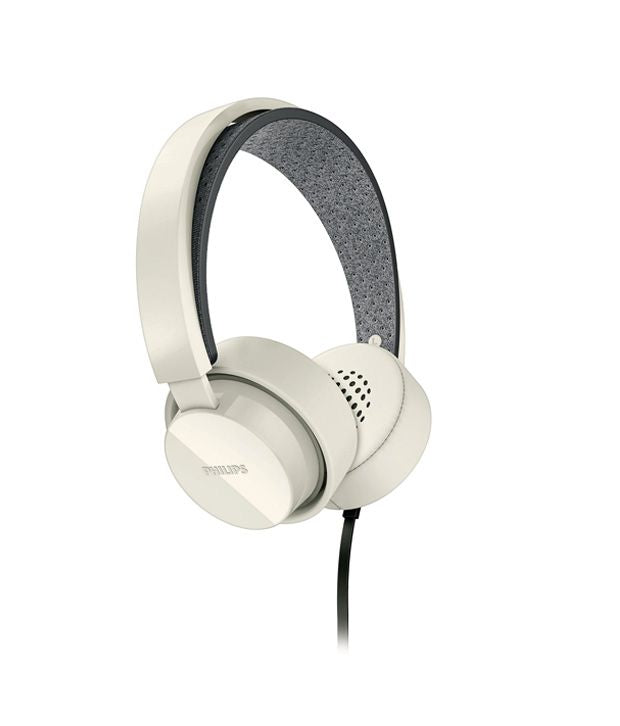 Philips (SHL5200WT/10) Over Ear Headphone Without Mic
