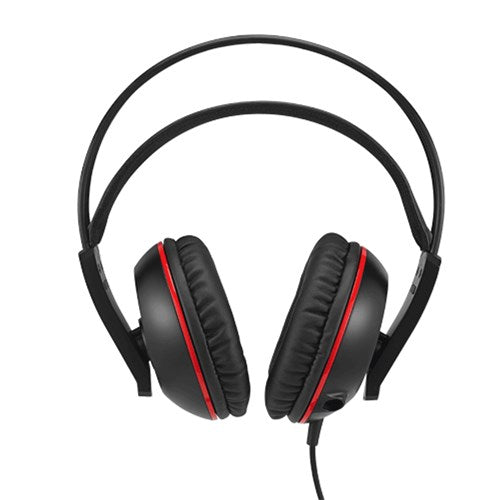 ASUS CERBERUS GAMING HEADSET | Large 60mm Neodymium Drivers | Designed for PC Gaming and Mobile use