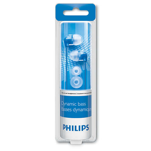 PHILIPS EP SHE 3590BL/98