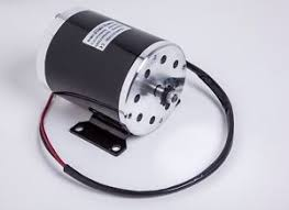 EBIKE DC GEARED MOTOR 24V 2750RPM 500W WITH CONTROLLER