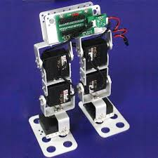 6DOF BIPED ROBOT DIY KIT WITHOUT ELECTRONICS