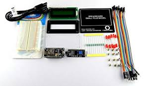 NODEMCU LUA BASED 15 IN 1 IOT-WIFI STARTER KIT