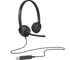 LOGITECH H340 USB | Noise-Cancelling Microphone