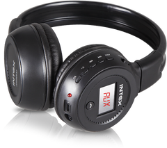 INTEX HEADPHONE JOGGER BT