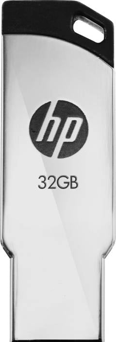 HP V236w 32 GB Pen Drive  (Silver)