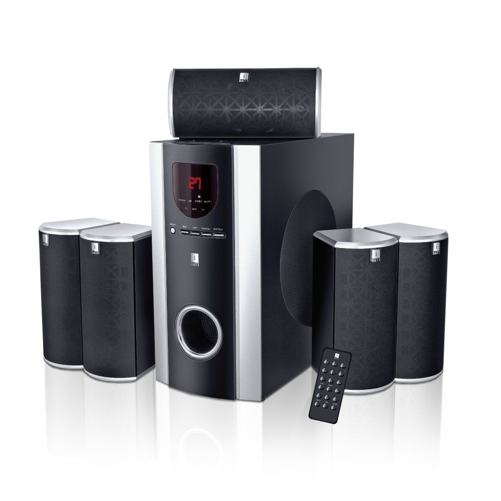 iBall Booster 5.1 USB Multimedia Speakers
