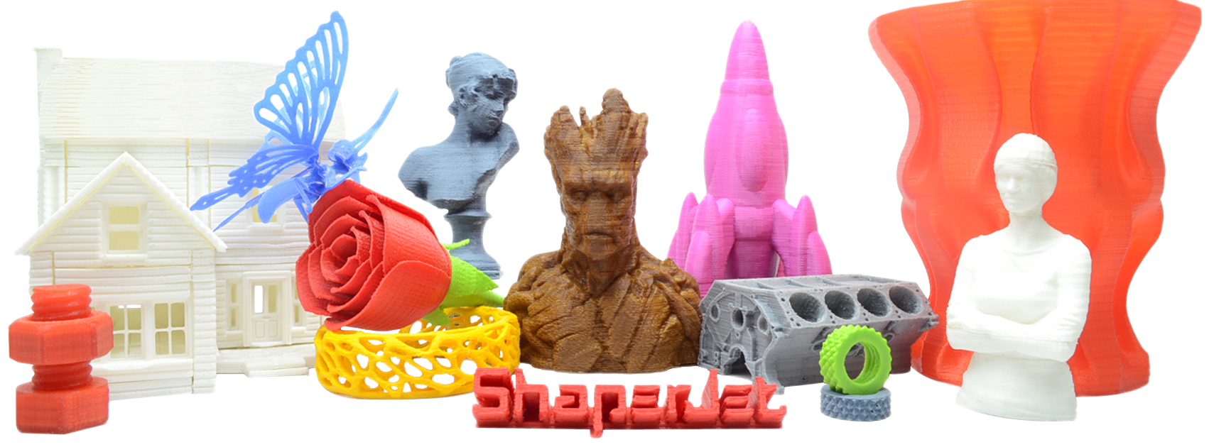 Shaperjet 3D Printer