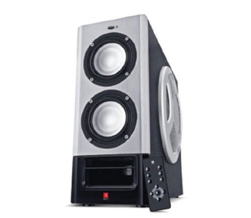 iBall Tarang 2.1 Single Box with Remote Full Wood multimedia Speaker