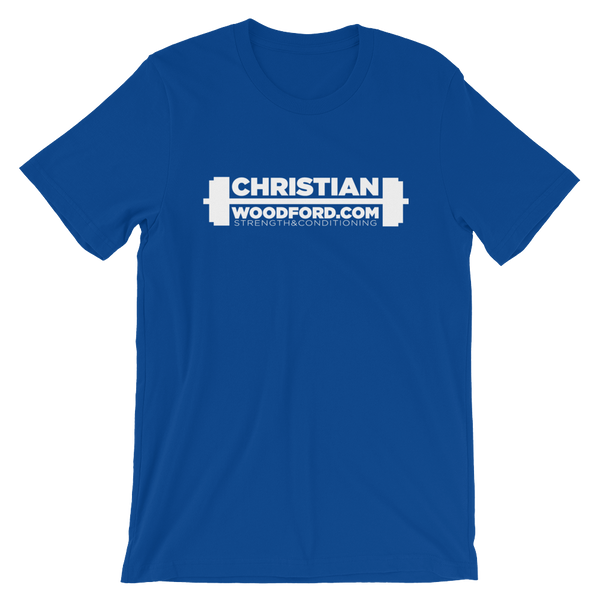 Christian Woodford T-Shirt