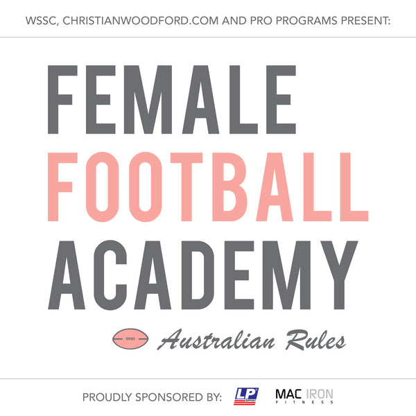 Female Australian Rules Football Development Academy