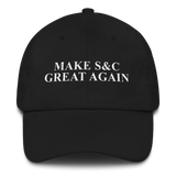 Make S&C Great Again Cap