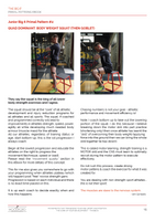 The BIG 6 Primal Patterns for Athletic Development & Injury Reduction (E-BOOK)