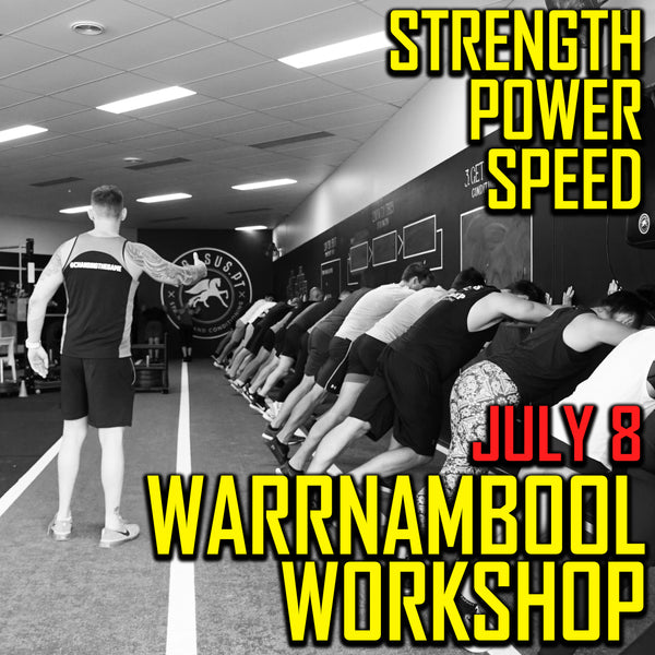 Warrnambool Strength, Power, Speed Workshop
