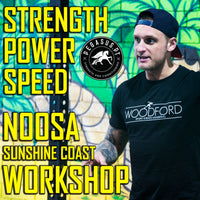 Noosa (Sunshine Coast) Strength, Power & Speed Workshop (DAY 1) (3 TICKETS LEFT)