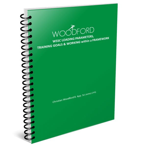 LOADING PARAMETERS & TRAINING GOALS (E-BOOK) WSSC©