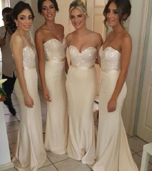 Long Bridesmaid Dresses @ promnova.com
