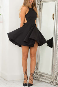 Cheap Homecoming Dresses, Fashion A Line Short Prom Dresses. SH234