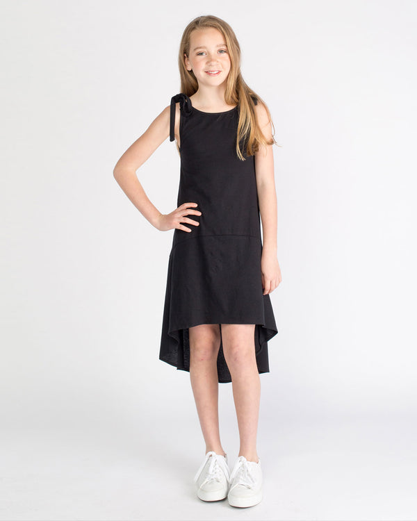The Rita Dress - black