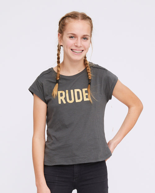 59afd829c Frida Tee - pink spot – Girl with Swag