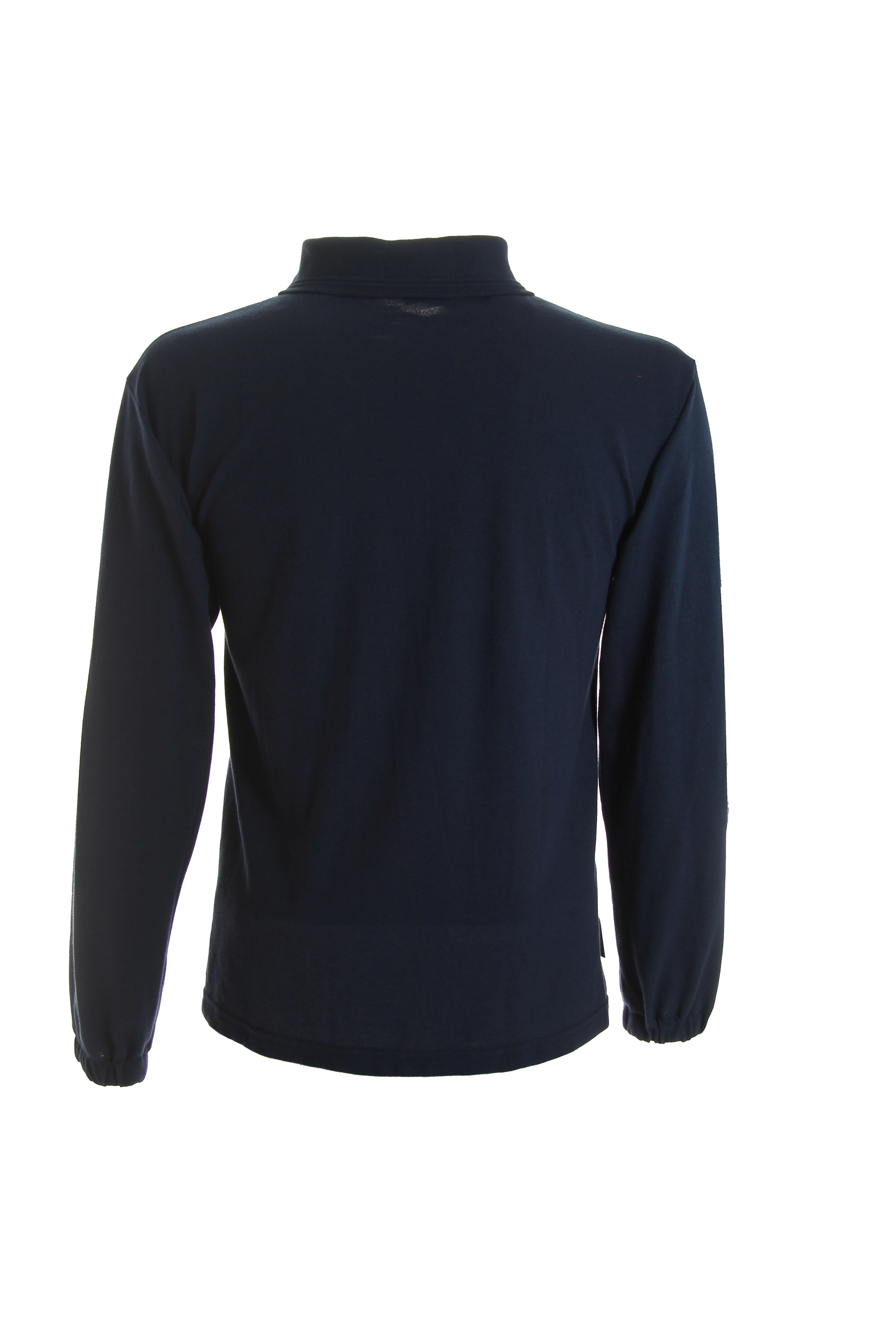 MULTINORM Langarm-Polo-Shirt Etna+