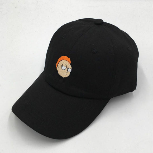 Rick and Morty Dad Hats