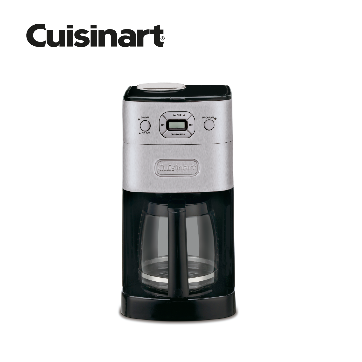 Cuisinart Grind & Brew™ 12 Cup Automatic CoffeeMaker [Coming Soon]
