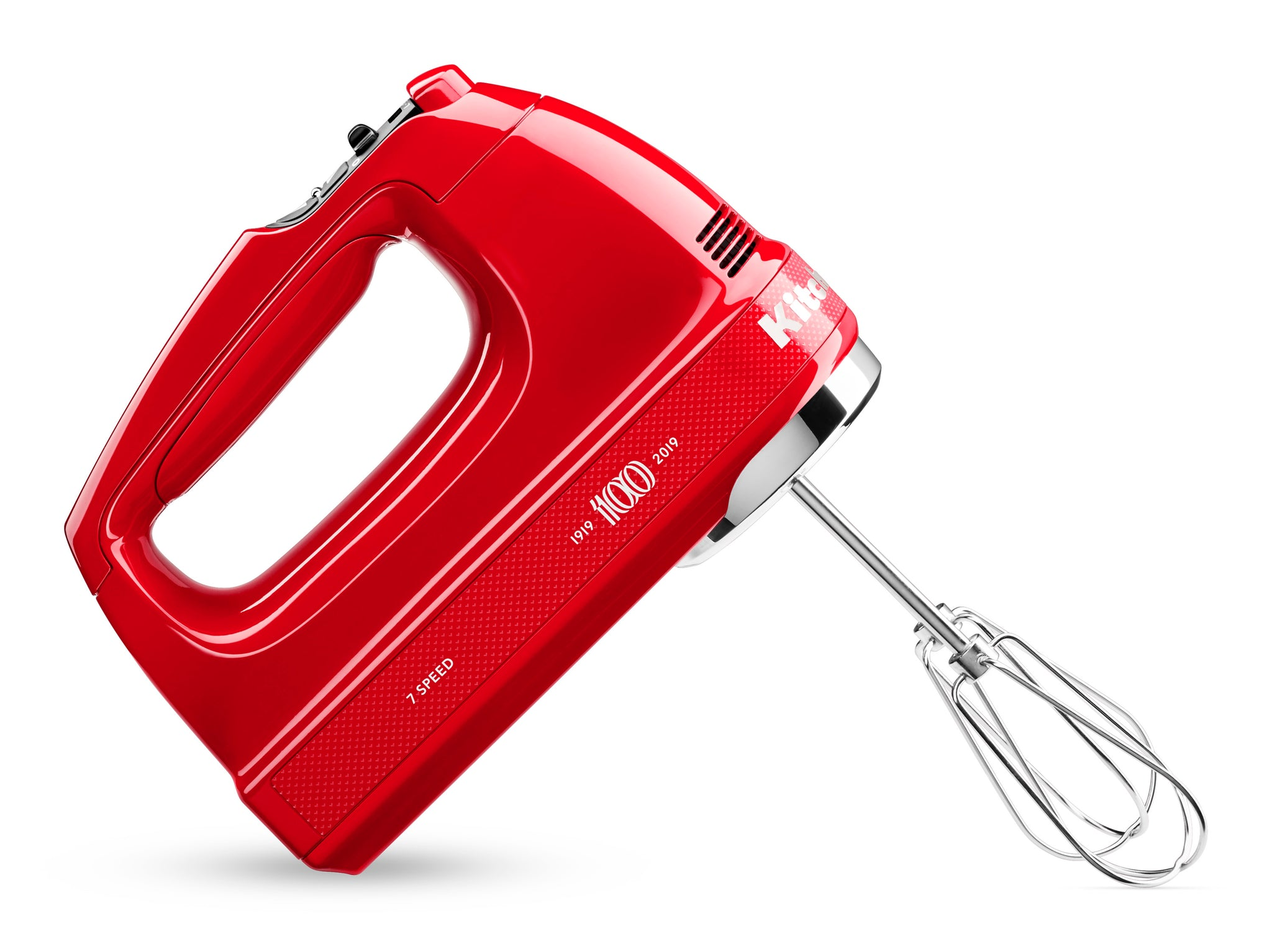 100 Year Limited Edition Queen of Hearts 7-Speed Hand Mixer
