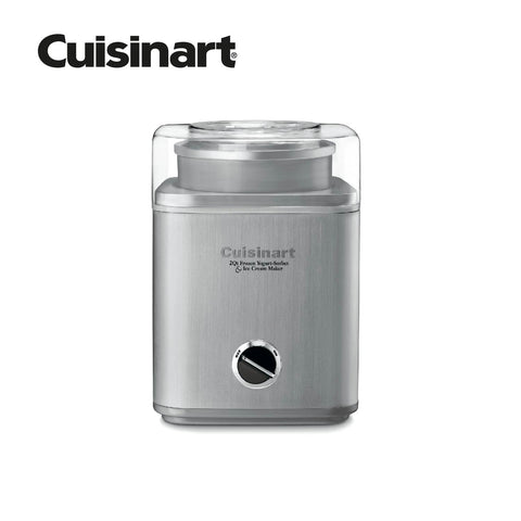Cuisinart Pure Indulgence™ 2 Quart Frozen Yogurt-Sorbet & Ice Cream Maker