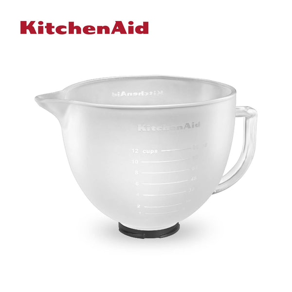 4.7L Frosted Glass Bowl (K5GBF)
