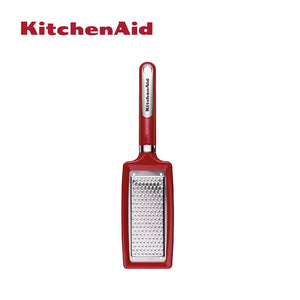 Flat Grater (Red)