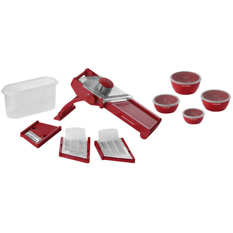 Mandoline Slicer (Empire Red)