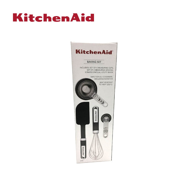 Baking Tools Set - Onyx Black