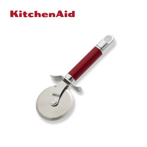 Stainless Steel Pizza Wheel (Red)