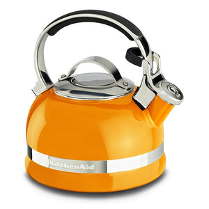 2 Quart Kettle with Full Stainless Steel Handle