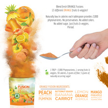Blendfresh 13 Orange Fruits & Vegetables Whole Food Powder