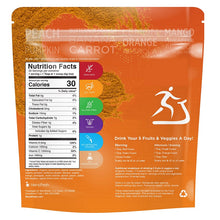 Blendfresh 13 Orange Fruits & Vegetables Whole Food Powder (Promo BUY 1 FREE 1)