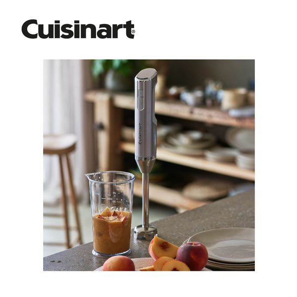 Cuisinart Cordless Rechargeable Pro Hand Blender [NEW]