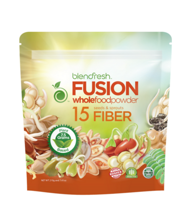 Blendfresh Fiber Whole Food Powder
