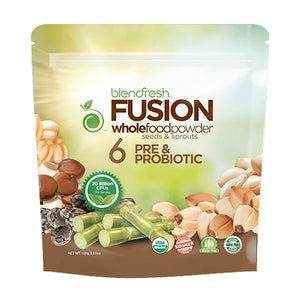 Blendfresh Pre & Probiotic Whole Food Powder (Promo BUY 1 FREE 1)