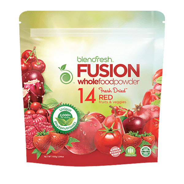 Blendfresh 14 Red Fruits & Vegetables Whole Food Powder (Promo BUY 1 FREE 1)