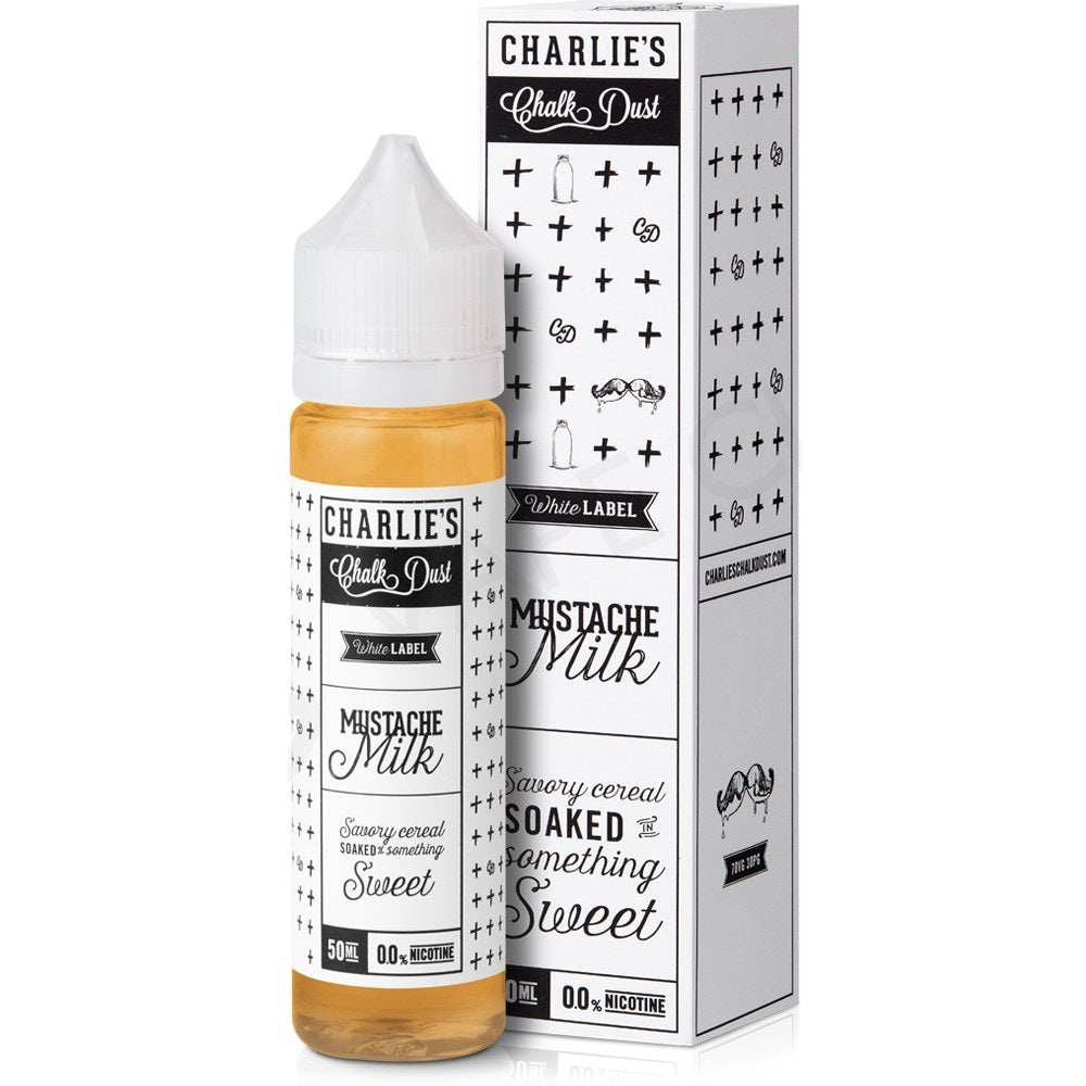 Charlie's Chalk Dust Mustache Milk 50ml