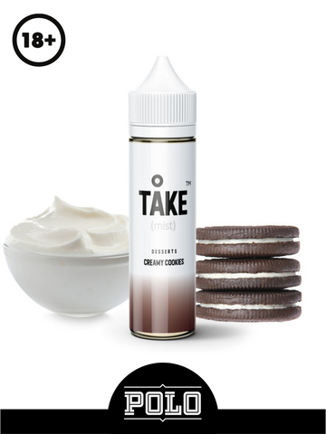 CREAMY COOKIES 100ml