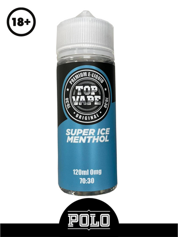 Super Ice Menthol 120ml