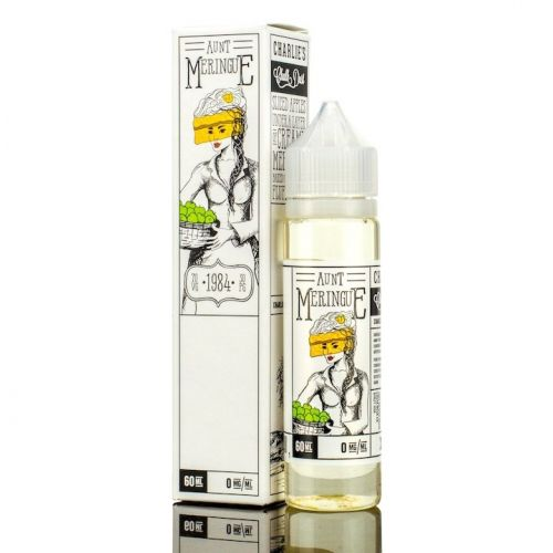 Charlie's Chalk Dust Aunt Meringue 50 ml