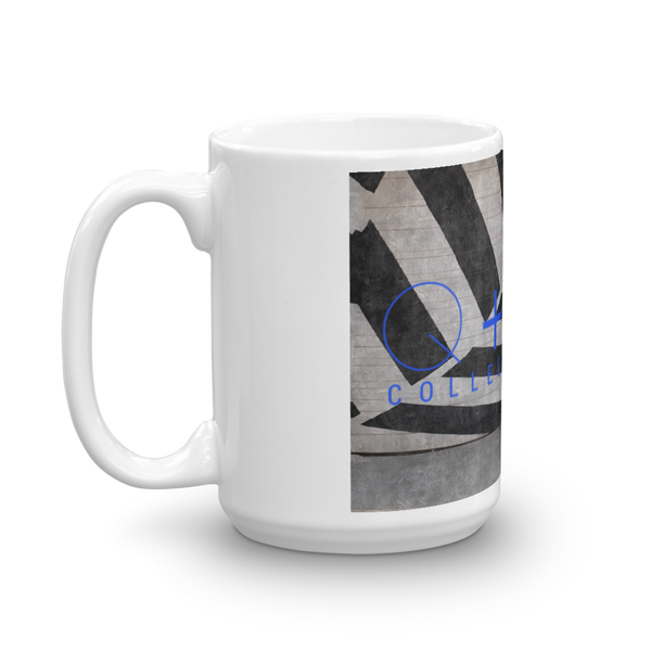 Q+M Collective Signature Mug