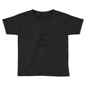 I AM THE FUTURE Kids Short Sleeve T-Shirt